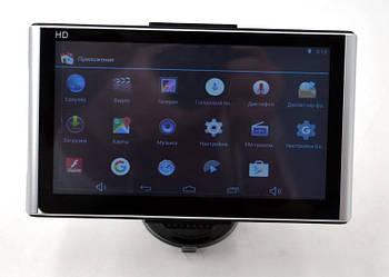 """Автонавігатор GPS-навігатор на Android Pioneer X7 (7"""" / RAM 512 Мб / 16 Гб) * Bluetooth і WiFi"""