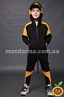 Костюм для мальчика кофта на молнии и брюки 98, 104, 116 (3, 4, 6 лет)
