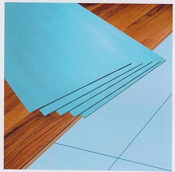Листова підкладка під ламінат, паркетну дошку 5мм (5м2)