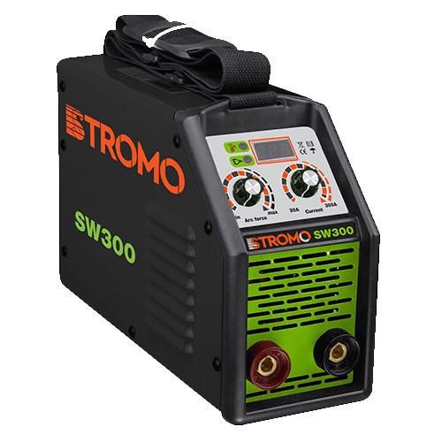 Сварочный аппарат инверторный Stromo SW-300. Сварка Стромо