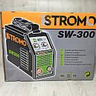 Сварочный аппарат инверторный Stromo SW-300. Сварка Стромо, фото 4
