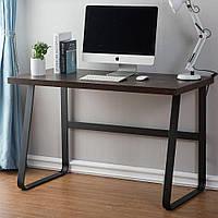 """Письменный стол  """"Рене"""" для подростка из дерева в стиле loft"""