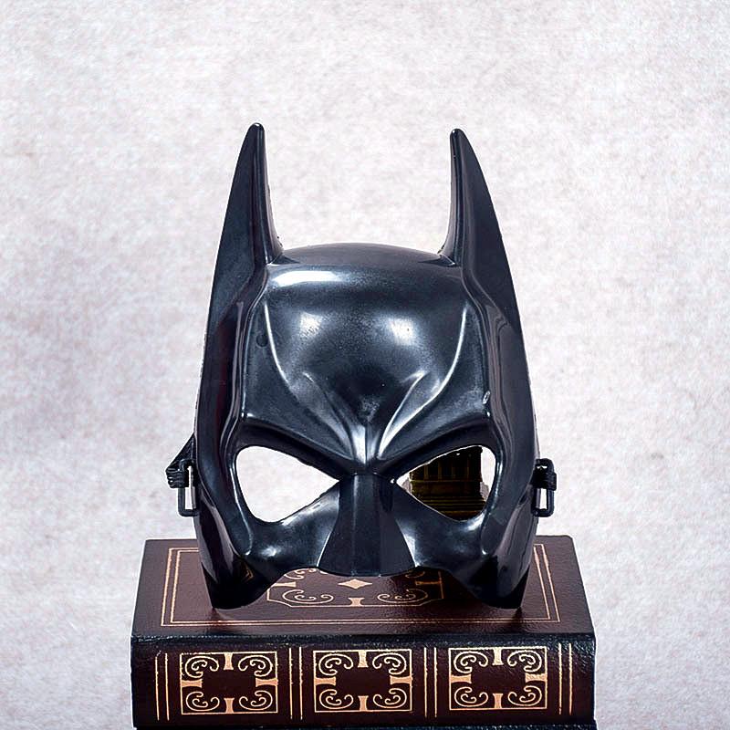 Полу маска пластик Бэтмен