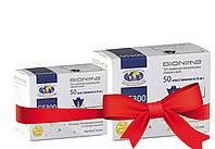 Тест-полоски Bionime GS300 №50 Бионайм 50шт 2 упаковки