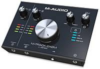 Звуковой интерфейс M-Audio M-Track 2X2M