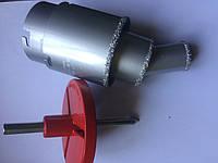 Набор коронок Craftmate по керамической плитке с карбид-вольфрамовым напыление. 33мм53мм67мм83мм