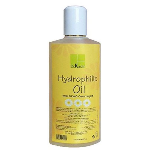 Гидрофильное очищающее масло для умывания Др.Кадир Dr. Kadir Cleaners and Tonic Hydrophylic Oil  250мл 047