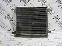 Радиатор охлаждения двигателя mercedes w163 ml-сlass, фото 1