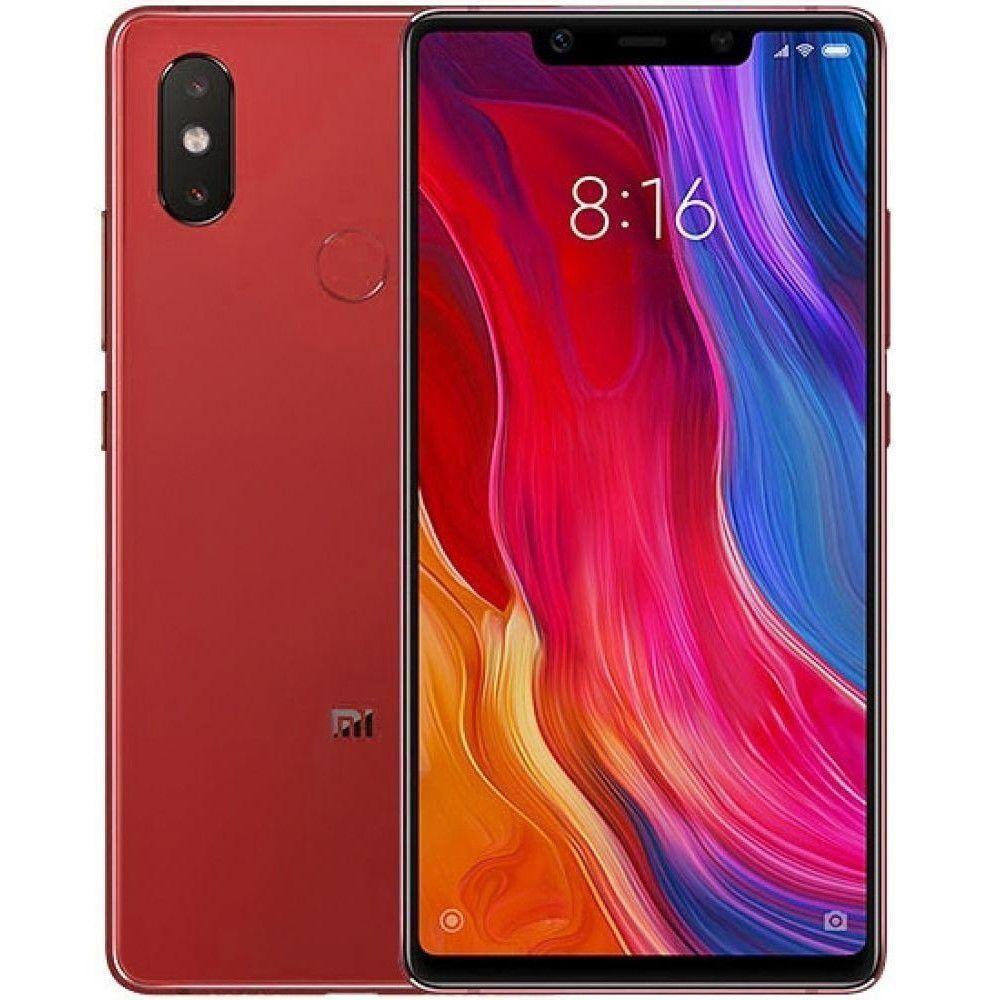 Смартфон Xiaomi Mi 8 SE 6/128GB Red