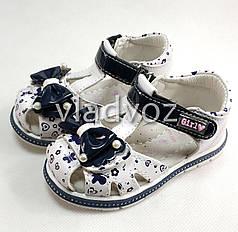 Детские босоножки сандалии сандали для девочки 24р.