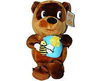 Мягкая игрушка озвученная Медведь Винни Пух F6-1572-20