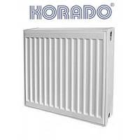 Сталевий радіатор Korado тип 22 (500/600) Чехія