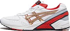 Мужские кроссовки Asics Tiger Gel-Sight Off-White/Champagne Gold H500L-0294