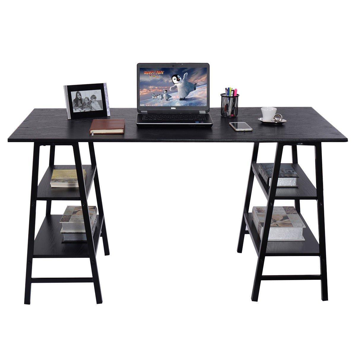 """Письменный стол  """"Борг"""" для подростка из дерева в стиле loft"""