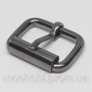 Пряжка для сумки (20мм) темный никель,   Розница от 1шт/ ОПТ от 10 / артикул модели  4126