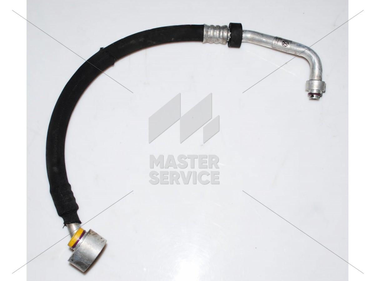Трубка кондиционера 5.0 для VW Touareg 2002-2010 7L6820744AL