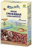 Безмолочная каша Fleur Alpine Organic гречневая 175 г (4006303632098)