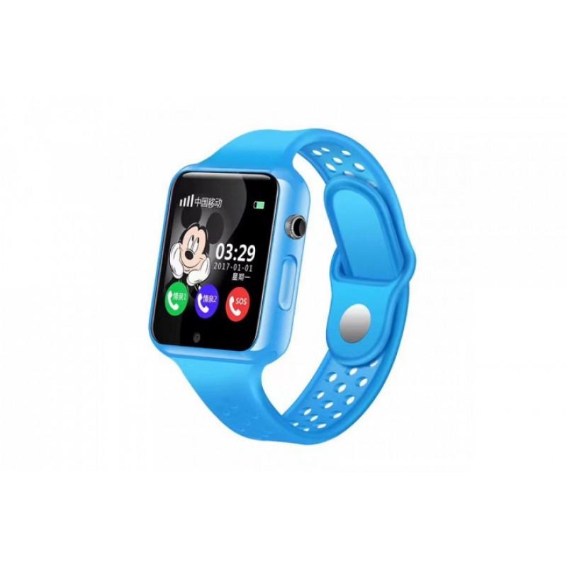 Детские умные часы Smart Watch G98 Black and blue Original