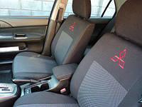 Авточехлы для салона Mitsubishi Outlander XL c 2007-2012