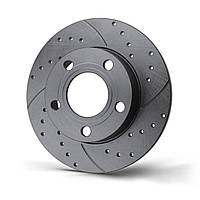 Тормозной диск для CHEVROLET LACETTI, DAEWOO NUBIRA[256X47]