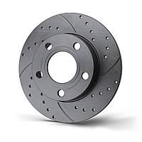 Тормозной диск для FORD SIERRA [260X58]
