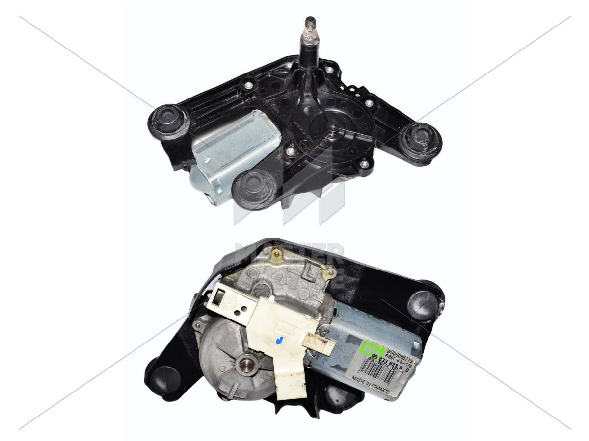 Моторчик стеклоочистителя задний для Citroen C3 2009-2016 6405QJ, 9683382380