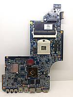 Материнская плата с ноутбука HP dv6-6153sr с ВИДЕОКАРТОЙ 1Гб