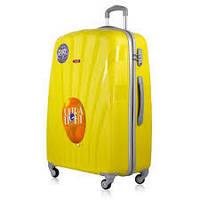 Комплект чемоданов Tashiro A6702 Yellow