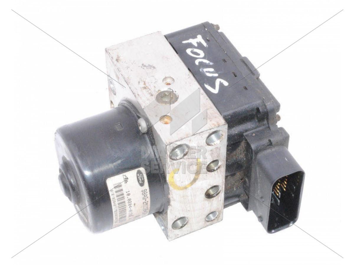 Блок ABS для Ford Focus I 1998-2004 10020401584, 10094801053, 96AG2M110CA
