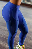"Лосины bona fide: oy - vsyo leggins ""dark blue"" Xs, фото 1"