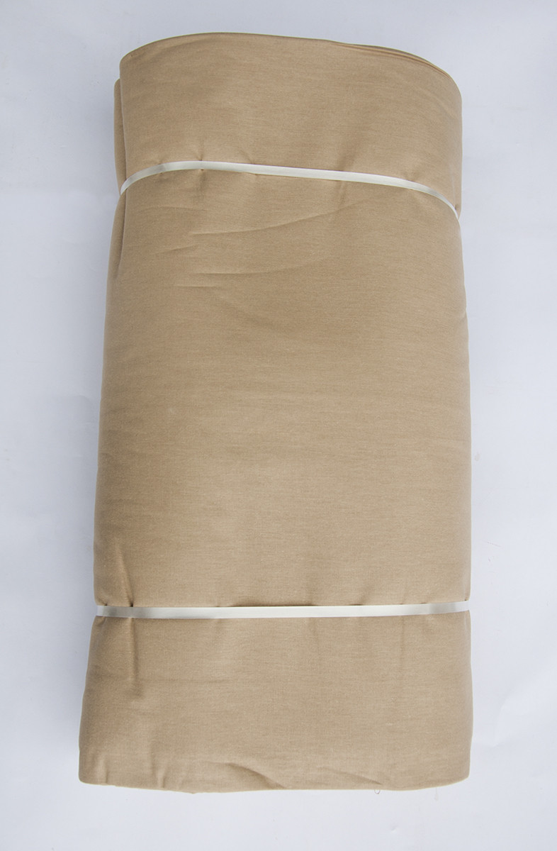 Ткань ранфорс premium Турция - бежевый k8 (220 ширина, заказ от 30 м/пог)