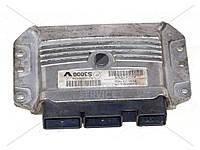 Блок управления двигателем 1.6 для Renault Modus 2004-2007 8200376474