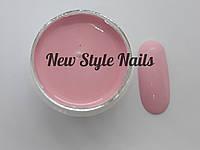 Гель-краска для ногтей UK.Nail №02 цвет  пудра 7 грамм
