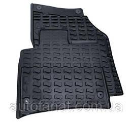 Оригинальные передние коврики салона Audi Q7 (4L) (4L1061501041)