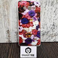 Чехол с рисунком для Samsung G530 Цветы