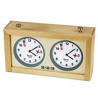 Деревянные шахматные часы ShachQueen Garde Classic