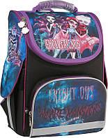 Школьный анатомический каркасный ранец для девочки 501 Monster High‑3, фото 1
