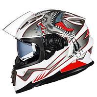 Шлем мотоциклетный GXT- 999 (МШ-1040)