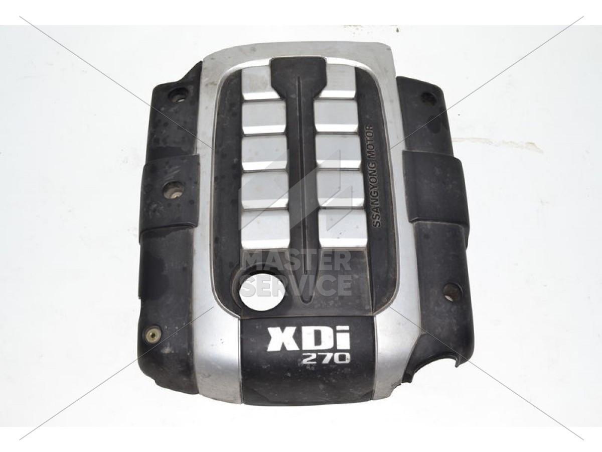 Накладка двигателя декоративная 2.7 для SSANGYONG REXTON 2001-2006 6650190305