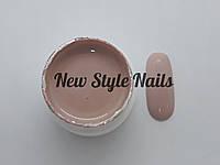 Гель-краска для ногтей UK.Nail №04 цвет темный беж 7 грамм