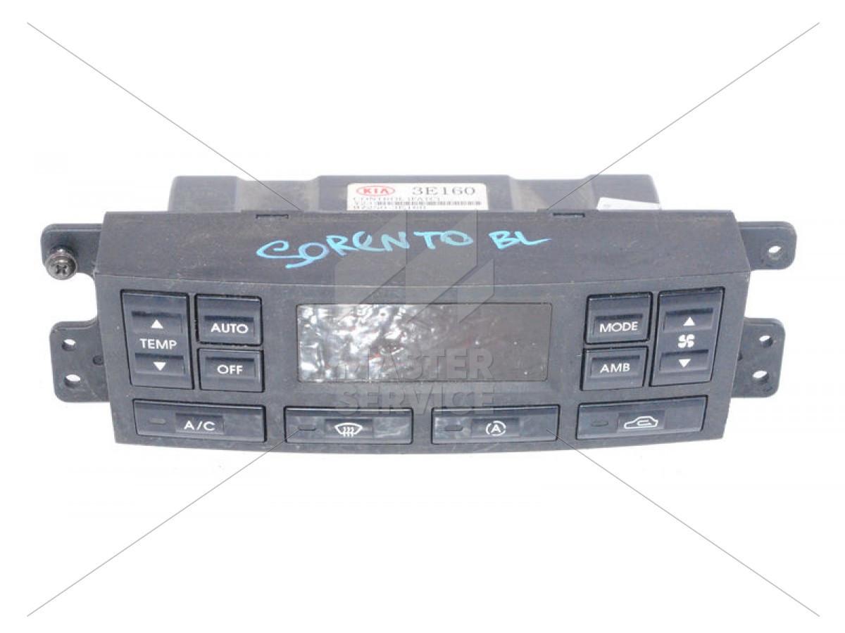 Блок управления печкой для KIA Sorento 2002-2009 972503E150, 972503E160, 972503E160EV