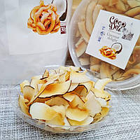 Кокосовые чипсы нейтральные. CocoDeli, 100 гр