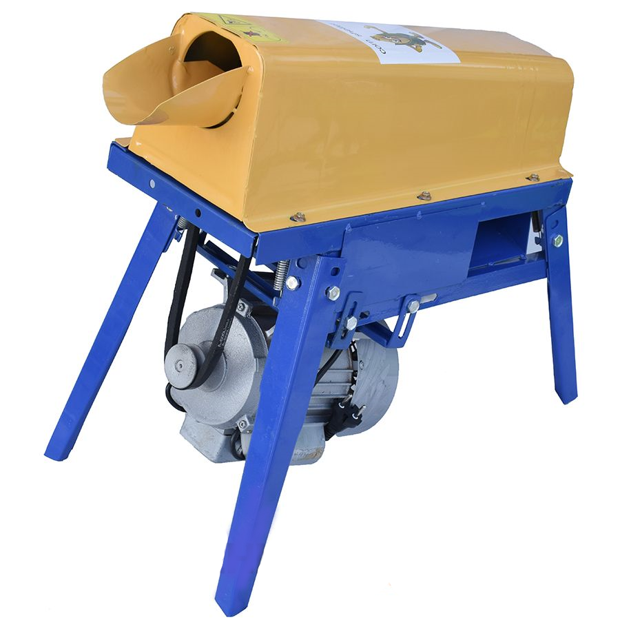 Кукурузолущилка MASTER KRAFT 1.8 кВт, до 500 кг/час