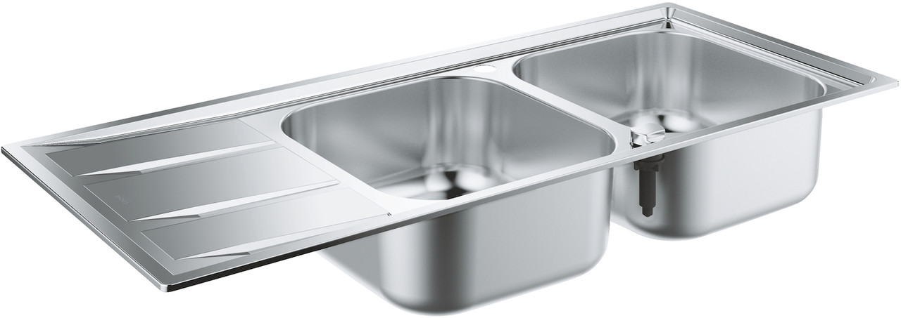 Мойка для кухни Grohe Sink K400 1160x500 31587SD0