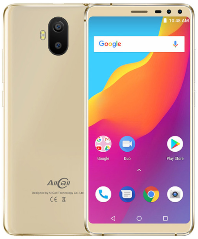 AllCall S1 2/16 Gb Gold