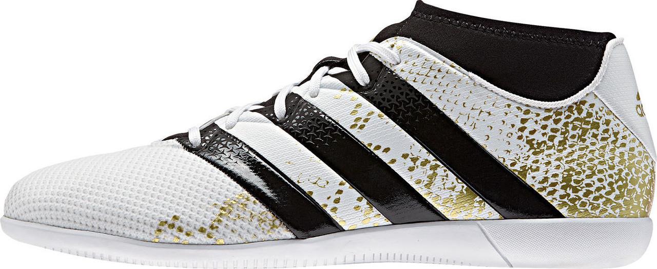 Футзалки Adidas Ace 16.3 Primemesh IN AQ3422 (Оригинал)