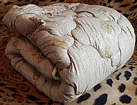 Одеяло из овечьей шерсти Евро 200*210см.