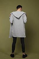 Мужская Мантия Quest Wear  Normal Gray