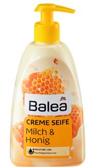 Жидкое мыло Balea Молоко и Мед 500 мл, фото 2