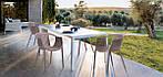 Кресло Crocus PL (Крокус) Тёмно-бирюзовый, фото 9